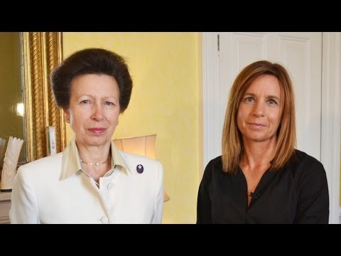 HRH The Princess Royal - RYA President talks with RYA Magazine Editor Deborah Cornick