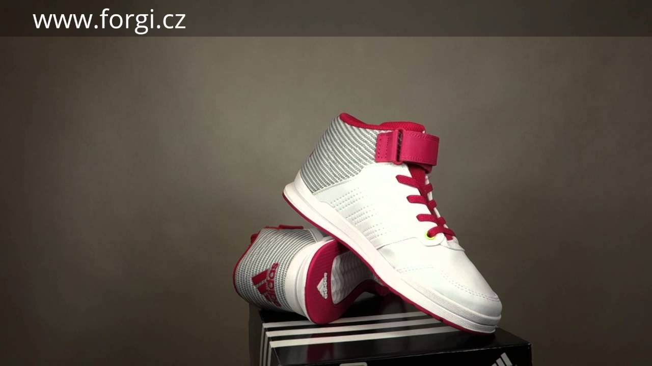 26eb067da9f Dětské boty adidas Jan BS 2 mid C AF3952 - YouTube