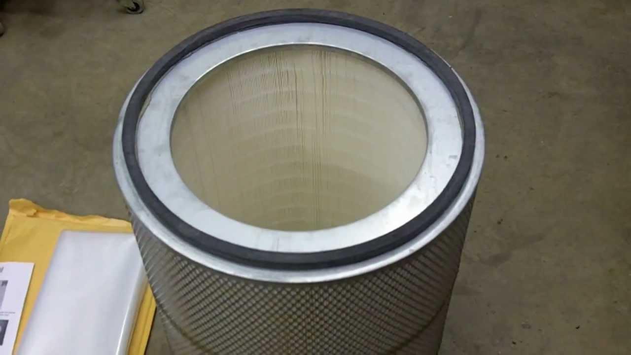 Wynn Environmental Dust Collector Cartridge Filter Review