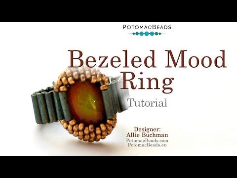 Bezeled Mood Ring - Tutorial