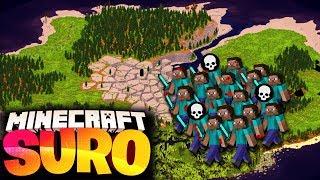 MINECRAFT #SURO 😱 KAMPF UM DEN NETHER (SURO mit Snoxh)