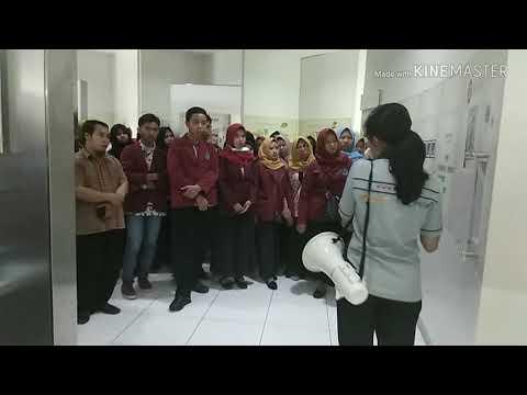 KUNJUNGAN INDUSTRI SMK HKTI  JURUSAN FARMASI DI PT.SOSRO INDONESIA