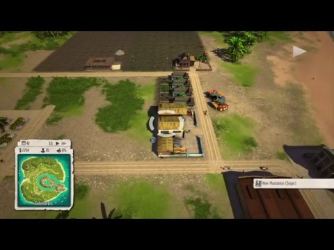 Tropico 5 test 1 of 3 |