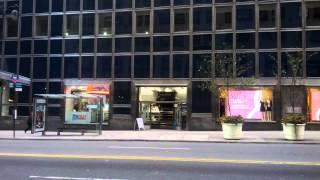 Radio Shack on 42nd Street across Grand Hyatt Hotel New York City, New York