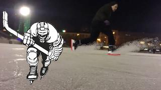 Freestyle Ice Skating. Ekatrinburg/Russia (агрессивное катание на коньках)