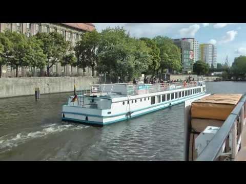 Spreefahrt in die Berliner Innenstadt