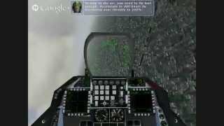 Jetfighter V livestream