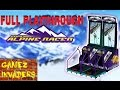 Super Alpine Racer Arcade Ski Game FULL PLAY THROUGH