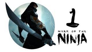 "Mark of the Ninja — Episode 1 ""Пробуждение"" [HD RUS Sub]"