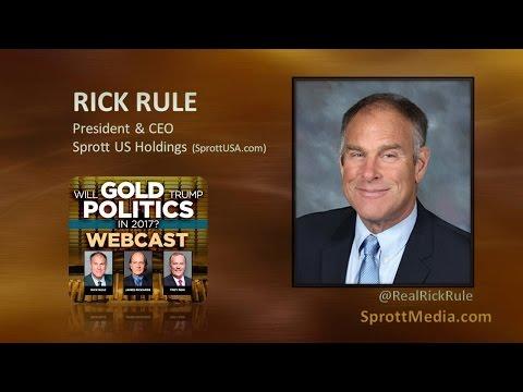 Rick Rule | Gold vs. US Treasurys