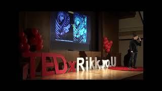 人工知能が創り出す 人類の新しいかたち -AI will create new human value | Yasunobu Uchiyama | TEDxRikkyoU
