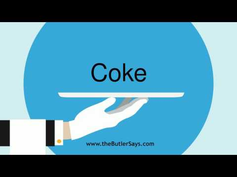 """Learn how to say this word: """"Coke"""""""