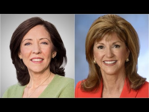 US Senate debate: Sen. Maria Cantwell and Susan Hutchison face off