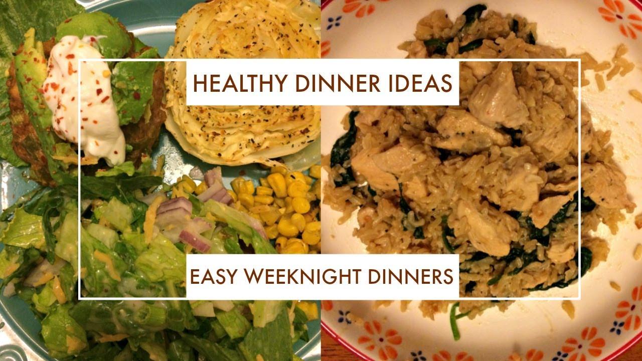 healthy dinner ideas 9 2 weeknight dinners on weight watchers