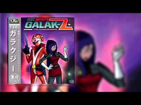 Galak Z  The Dimensional Soundtrack OST   13 The Alcazar Gambit