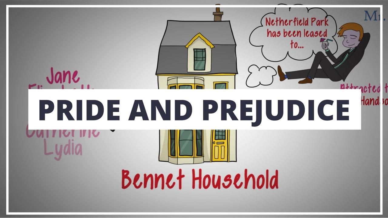 pride and prejudice story summary