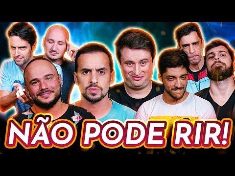 NÃO PODE RIR com IMITADORES Felipe Ruggeri Felipe Absalão Marcos Rossi e Magno Navarro