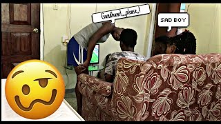 Arguing in front of my friends to see there reaction [ft_ken&kayla]*epic*😂🤣🤬