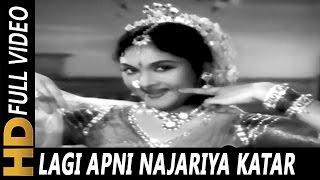 Download Lagi Apni Najariya Katar Ban Ke | Asha Bhosle | Amar Deep 1958 Songs | Dev Anand, Vyjayantimala MP3 song and Music Video