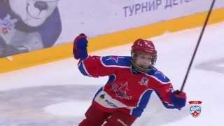Лучшие моменты матчей открытия «Кубка Газпром нефти»!