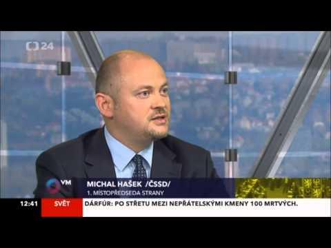 Michal Hašek: Voliči nesmí zapomenout, čeho je Kalousek schopen a kam až ODS a TOP 09 zašly