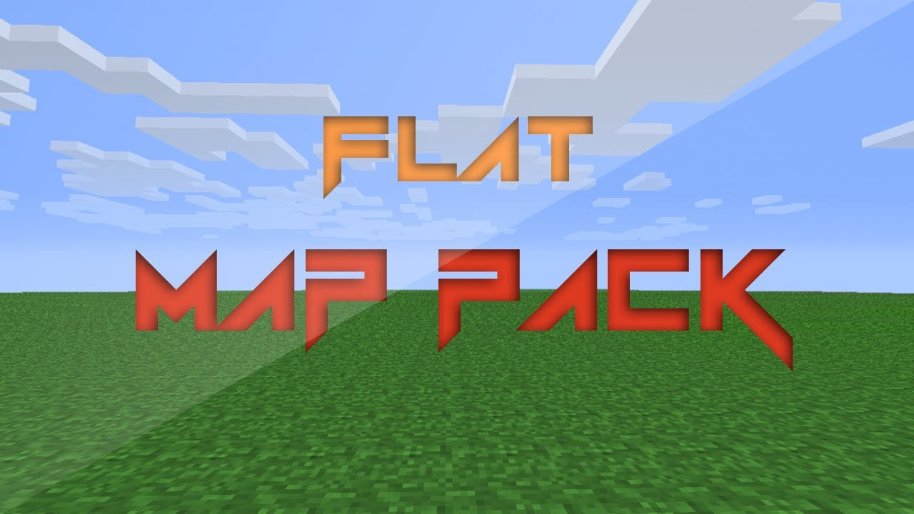 Minecraft flat map pack over 28 maps creative survival youtube minecraft flat map pack over 28 maps creative survival gumiabroncs Images