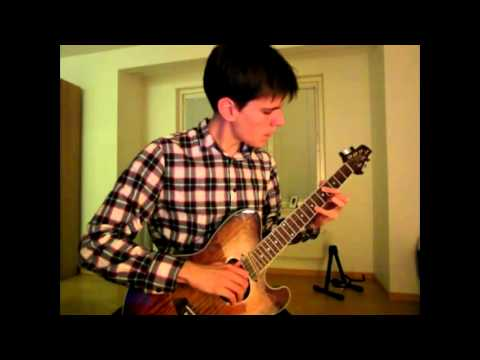 Lullaby / Cold Hands Byung Woo Lee Guitar Cover