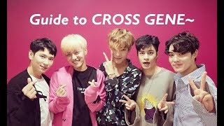 An Unhelpful Guide to CROSS GENE (The first one ever)