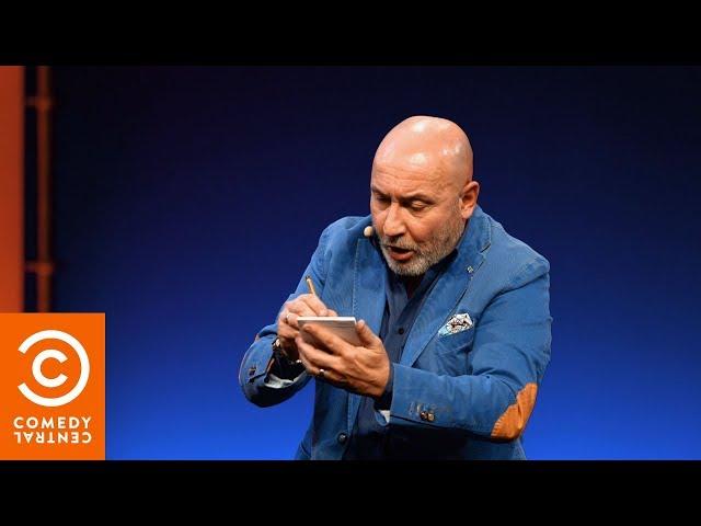 Maurizio Battista: I ristoranti di una volta - Battistology - Comedy Central