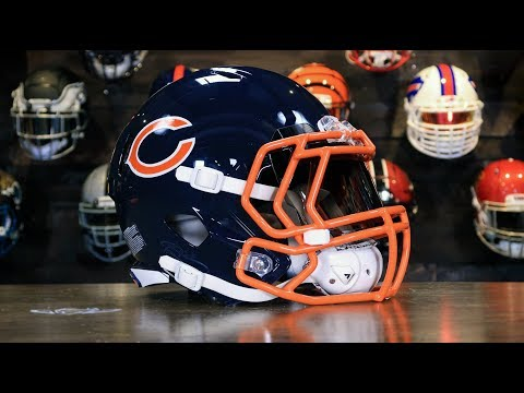 Chicago Bears Gets A New Look!