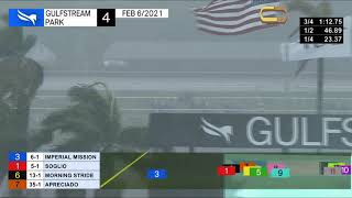 Vidéo de la course PMU STARTER ALLOWANCE 2200M
