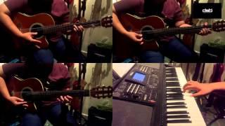 Dayang Nurfaizah - Di Pintu Syurga (Guitar Cover by Oli)