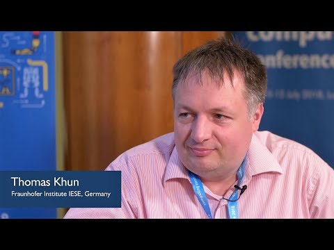 Interview with Thomas Khun, Fraunhofer Institute for Experimental Software Engineering