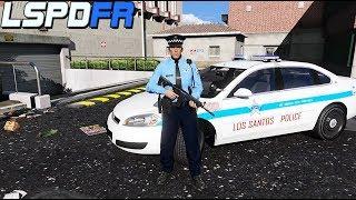GTA 5: LSPDFR #71 - Pursuit City (2014 Chevrolet Impala)