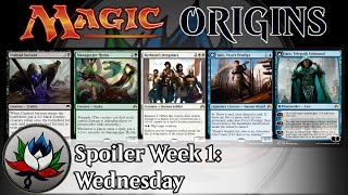 Magic Origins Spoilers: Jace, Vryn's Prodigy, Telepath Unbound, Managorger Hydra, and more – MTG!
