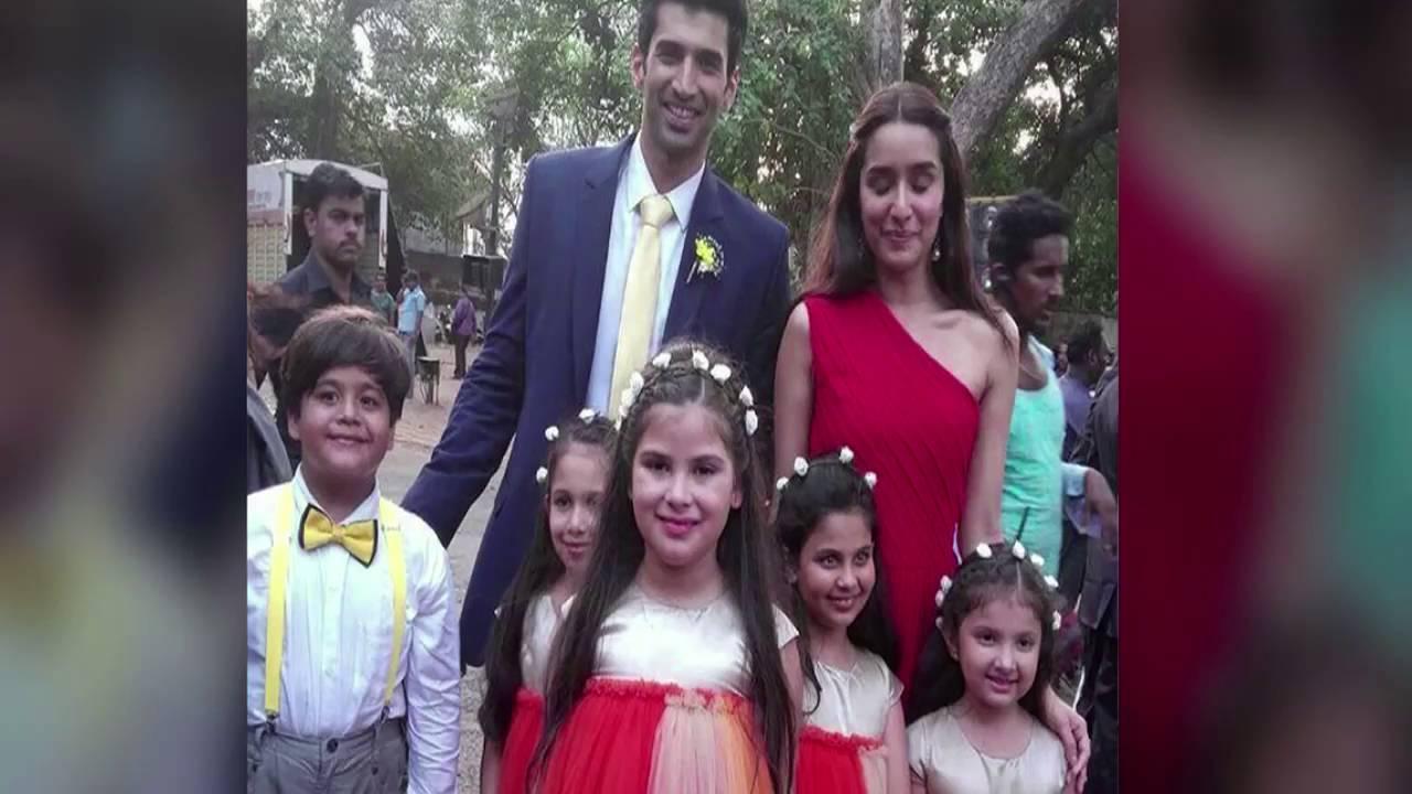 Wedding Pics Shraddha Kapoor And Aditya Roy Kapoor Wedding From A