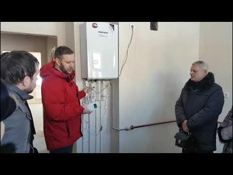 Когда не переживаешь об отключении воды: особенности выбора газового котла Navien