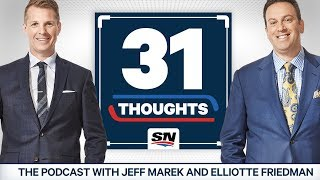 31 Thoughts Podcast - Can Ovechkin Break Gretzky's Goal Record? - Dec 13, 2018