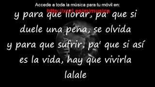 """Marc Anthony """"Vivir Mi Vida"""" [Letra]"""