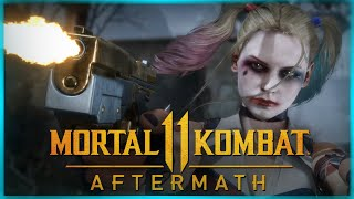 БРЕЙН ПРОТИВ РЕЙН! ПАРЕНЬ ПРОТИВ ДЕВУШКИ В МОРТАЛ КОМБАТ ● Mortal Kombat 11: Aftermath