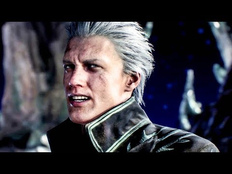 Devil May Cry 5 - Nero Vs Vergil / No-Damage / SSS Rank / Devil Hunter thumbnail