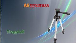 Aliexpress unboxing haul italia (95)  - Treppiedi per fotocamera / Tripod / Tripé / Trépied / штатив
