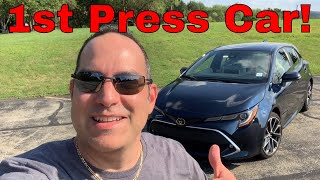 1st Press Car Review! - 2019 Toyota Corolla XSE Manual Hatch
