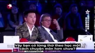 [VIETSUB-CHINA GOT TALENT] MÚA HÀM HƯƠNG - QUÁCH THIÊN BA