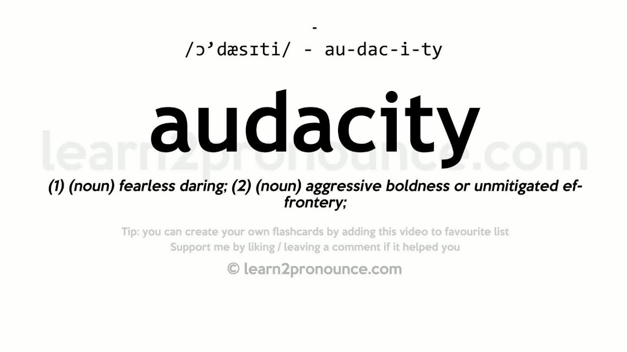 https://i.ytimg.com/vi/1ydbm3mgHG4/maxresdefault.jpg Audacity Meaning