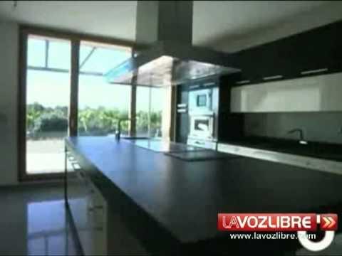 CRISTIANO RONALDO Su casa en Madrid La Finca  YouTube