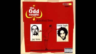 The Odd Couple - Between Your Legs (Louis Logic & Jay Love)