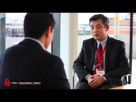 Exclusive Interview with Lan Xue (薛澜) LSE SU China Development Forum