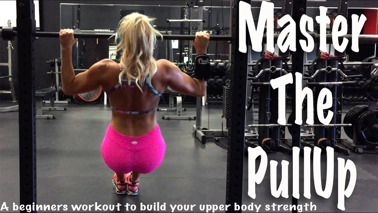 Strong Sexy Back Routine