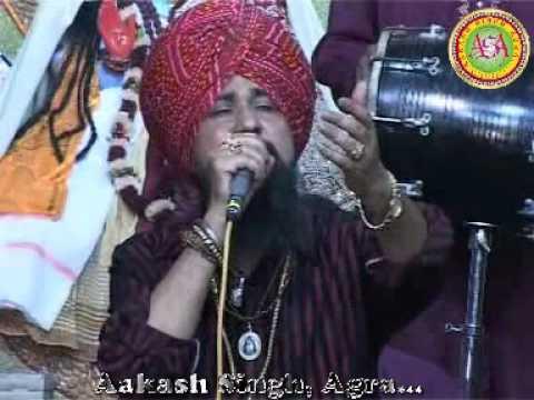 Bhole Girjapati Hoon Tumari Sharan~Lakhbir Singh Lakha Live BhootNath Mandir Kolkata 2004